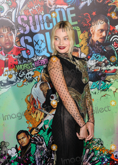 Margot Robbie Photo - 01 August 2016 - New York New York - Margo Robbie Suicide Squad World Premiere Photo Credit Mario SantoroAdMedia