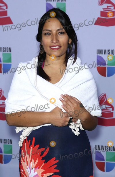 Ana Tijoux Photo - 15 November 2012 - Las Vegas Nevada - Ana Tijoux 2012 Annual Latin Grammy Awards arrivals at Mandalay Bay Resort Hotel and CasinoPhoto Credit MJTAdMedia