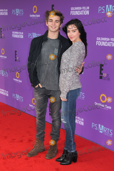 Jack Griffo Photo - 15 November 2015 - Santa Monica California - Jack Griffo Ryan Newman PS ARTS Presents Express Yourself 2015 held at Barker Hangar Photo Credit Byron PurvisAdMedia