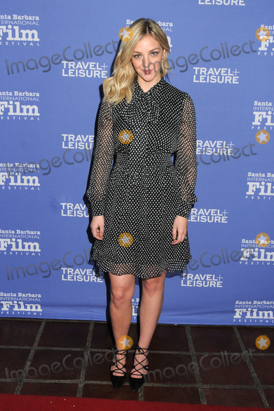 Abby Elliott Photo - 6 February 2016 - Santa Barbara California - Abby Elliott 31st Annual Santa Barbara International Film Festival - Virtuosos Award held at the Arlington Theater Photo Credit Byron PurvisAdMedia