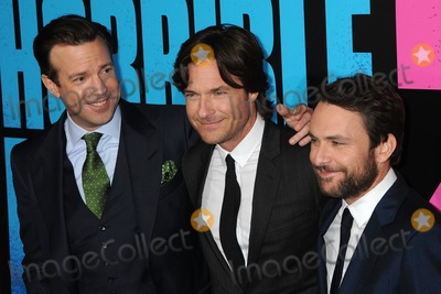 Charlie Day Photo - 20 November 2014 - Hollywood California - Jason Sudeikis Jason Bateman Charlie Day Horrible Bosses 2 Los Angeles Premiere held at the TCL Chinese Theatre Photo Credit Byron PurvisAdMedia