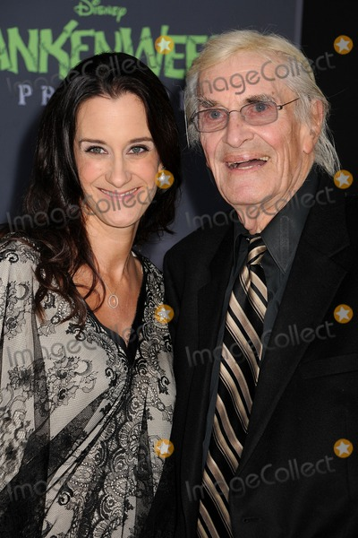 Allison Abbate Photo - 24 September 2012 - Hollywood California - Allison Abbate Martin Landau Frankenweenie Los Angeles Premiere held at the El Capitan Theatre Photo Credit Byron PurvisAdMedia