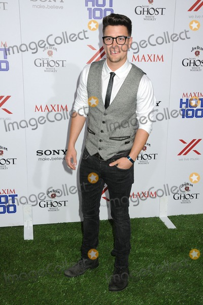 Rush Photo - 15 May 2013 - Hollywood California - Logan Henderson Big Time Rush Maxim Hot 100 Party 2013 held at Vanguard Photo Credit Byron PurvisAdMedia
