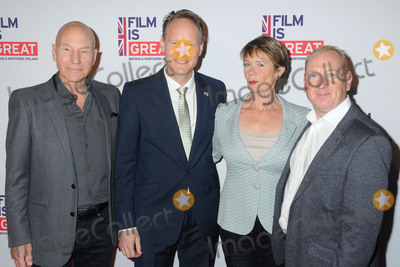 Adrian Scarborough Photo - 26 February 2016 - West Hollywood California - Patrick Stewart Chris OConnor Celia Imrie Adrian Scarborough The Film is GREAT Reception Honoring British Nominees of the 88th Annual Academy Awards held at Fig  Olive Photo Credit Byron PurvisAdMedia