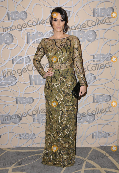Anabelle Acosta Photo - 08 January 2017 - Beverly Hills California - Anabelle Acosta HBOs Official 2017 Golden Globe Awards After Party held at the Beverly Hilton Hotel Photo Credit Birdie ThompsonAdMedia