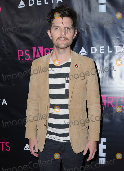Adam Scott Photo - 04 May 2017 - Hollywood California - Adam Scott 2017 PS Arts The Party held at Neuehouse in Hollywood Photo Credit Birdie ThompsonAdMedia