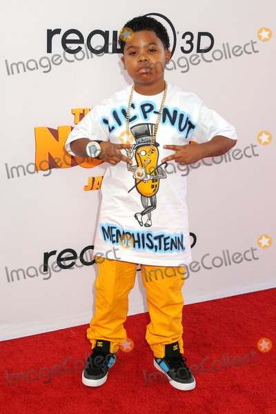 Lil P-Nut Photo - 11 January 2014 - Los Angeles California - Benjamin Flores Jr Lil P-Nut The Nut Job Los Angeles Premiere held at Regal Cinemas LA Live Photo Credit Byron PurvisAdMedia