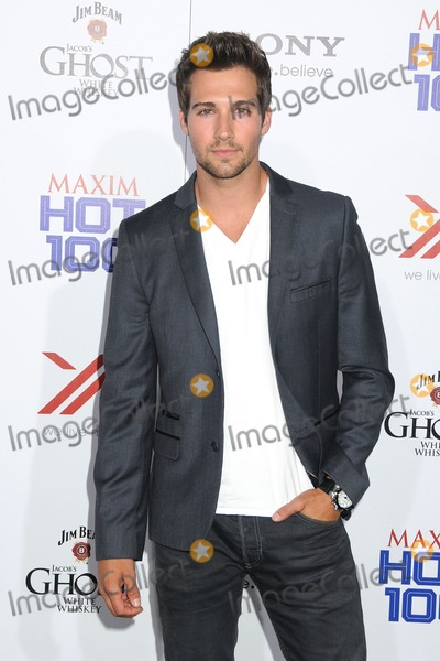 Rush Photo - 15 May 2013 - Hollywood California - James Maslow Big Time Rush Maxim Hot 100 Party 2013 held at Vanguard Photo Credit Byron PurvisAdMedia
