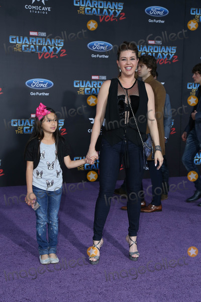 Alicia Machado Photo - 19 April 2017 - Hollywood California - Alicia Machado Dinorah Valentina Hernandez Premiere Of Disney And Marvels Guardians Of The Galaxy Vol 2 held at Dolby Theatre Photo Credit PMAAdMedia