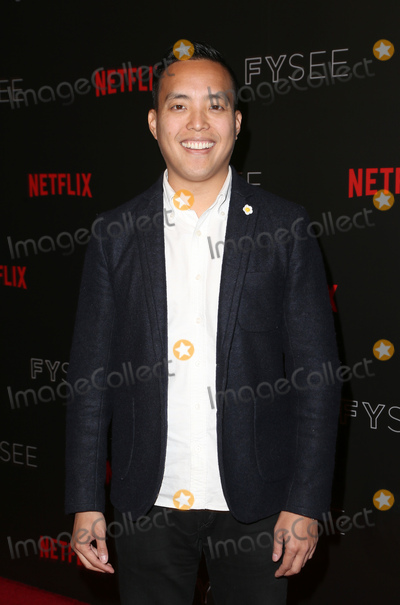 Alan Yang Photo - 23 May 2017 -  Beverly Hills California - Alan Yang Netflix Comedy Panel For Your Consideration Event held at Netflix FYSee Space Photo Credit Faye SadouAdMedia