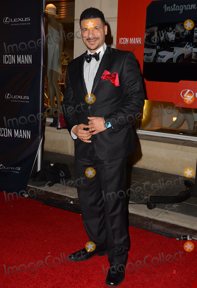 Steve Perry Photo - 25 February 2014 - Beverly Hills California - Dr Steve Perry Arrivals for the ICON MANNs 2 annual Power 50 pre-Oscar dinner at The Peninsula Hotel in Beverly Hills Ca Photo Credit Birdie ThompsonAdMedia