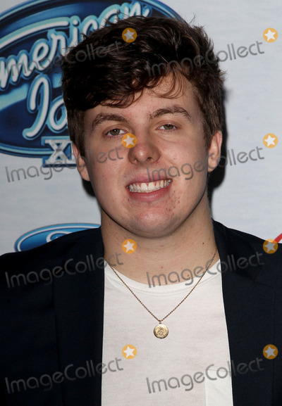 Alex Preston Photo - 20 February 2014 - West Hollywood California - Alex Preston Foxs American Idol XIII Finalists Party held at Fig  Olive Melrose Place Photo Credit F SadouAdMedia