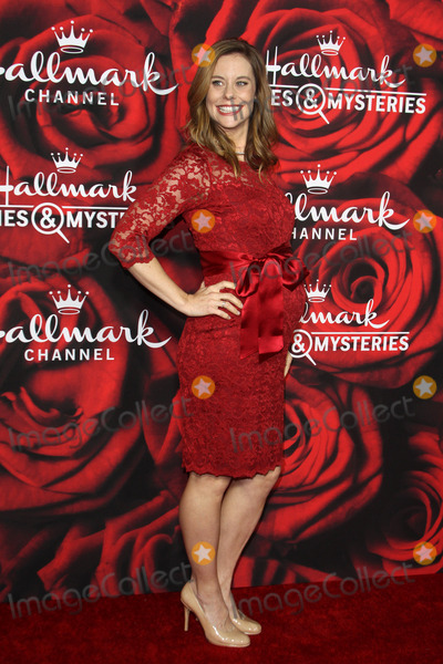 Ashley Williams Photo - 14 January 2017 - Los Angeles California - Ashley Williams Hallmark Winter TCA Event held at The Tournament House Photo Credit AdMedia