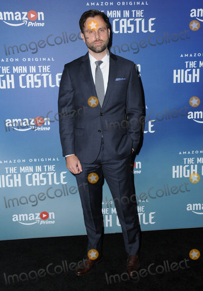 Aaron Blakely Photo - 08 December 2016 - Los Angeles California Aaron Blakely   Premiere of Amazons Man In The High Castle held at Pacific Design Center Photo Credit Birdie ThompsonAdMedia