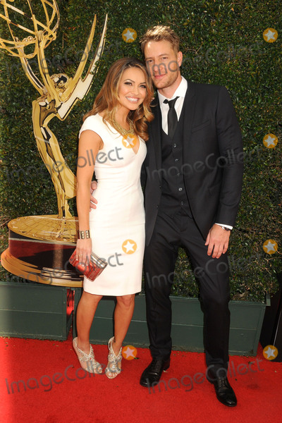 Justin Hartley Photo - 1 May 2016 - Los Angeles California - Chrishell Stause Justin Hartley 43rd Annual Daytime Emmy Awards - Arrivals held at the Westin Bonaventure Hotel Photo Credit Byron PurvisAdMedia