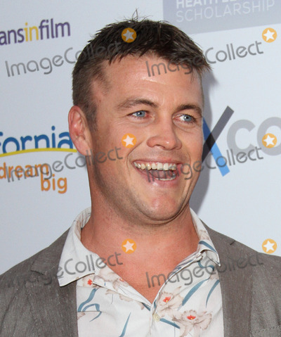 LUKE HEMSWORTH Photo - 01 June 2016 - Beverly Hills California - Luke Hemsworth 2016 Australians in Film Heath Ledger Scholarship Announcement Dinner held at Mr C Beverly Hills Photo Credit AdMedia
