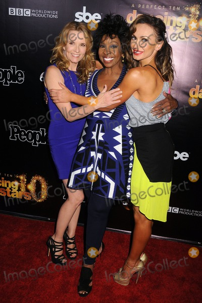 Lea Thompson Photo - 21 April 2015 - Los Angeles California - Lea Thompson Gladys Knight Karina Smirnoff Dancing With the Stars 10th Anniversary Party held at Greystone Manor Photo Credit Byron PurvisAdMedia