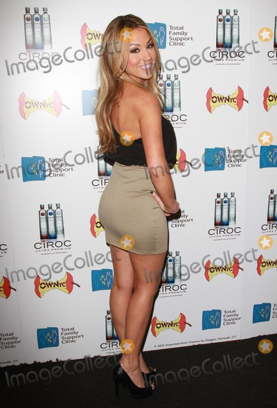 Jessica Hall Photo - 20 Febuary 2011 - Hollywood California - Jessica HallCiroc Vodka Presents Exclusive NBA All-Star Weekend Party Hosted By Kris Humphriese Held At The Rolling Stone Restaurant  Lounge Photo Kevan BrooksAdMedia