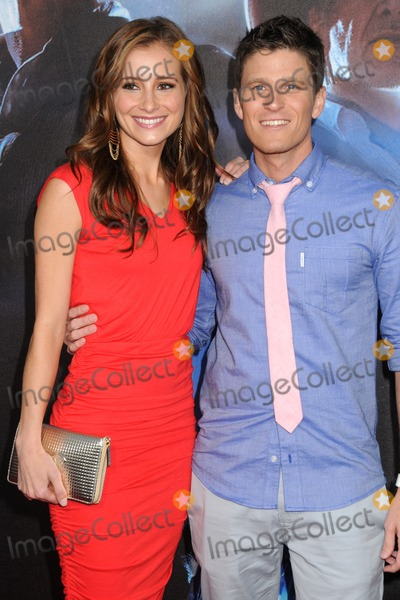 Candace Bailey Photo - 23 July 2011 - San Diego California - Candace Bailey and Kevin Pereira Cowboys  Aliens World Premiere held at the San Diego Civic Theatre Photo Credit Byron PurvisAdMedia