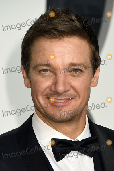 Jeremy Renner Photo - 26 February 2017 - Beverly Hills California - Jeremy Renner 2017 Vanity Fair Oscar Party held at the Wallis Annenberg Center Photo Credit Byron PurvisAdMedia