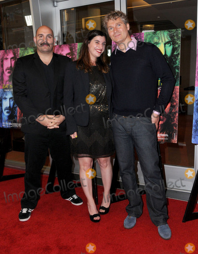 Ahmet Zappa Photo - 14 June 2016 - Hollywood Ahmet Zappa Diva Zappa Thorsten Schutte Arrivals for the Los Angeles premiere of Eat That Question Frank Zappa in His Own Words held at the Linwood Dunn Theater Photo Credit Birdie ThompsonAdMedia