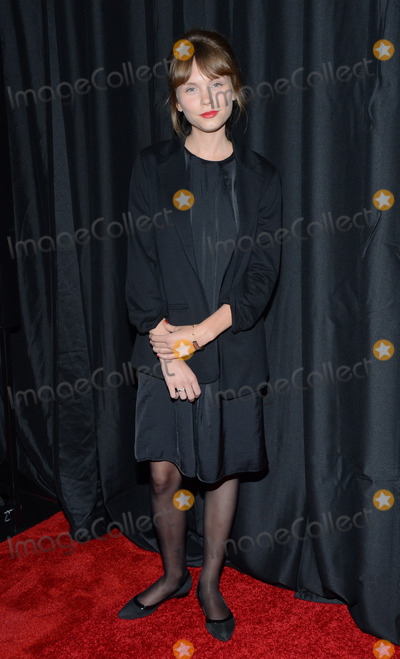 Agata Trzebuchowska Photo - 10 January 2015 - Century City California - Agata Trzebuchowska The 40th Annual Los Angeles Film Critics Association Awards held at InterContinental Los Angeles Photo Credit Tonya WiseAdMedia