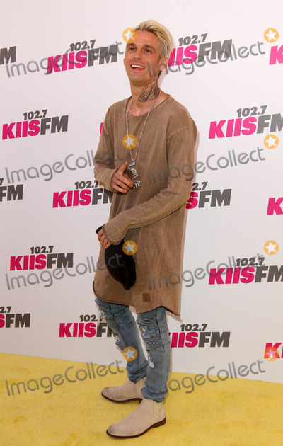 Aaron Carter Photo - 13 May 2017 - Los Angeles California - Aaron Carter KIIS FMs Wango Tango 2017 held at the StubHub Center Photo Credit AdMedia