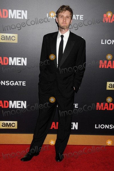 Aaron Staton Photo - 25 March 2015 - Los Angeles California - Aaron Staton Mad Men Final 7 Episodes Celebration held at the Dorothy Chandler Pavilion Photo Credit Byron PurvisAdMedia
