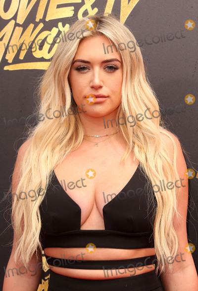 Anastasia Photo - 07 May 2017 - Los Angeles California - Anastasia Karanikolaou 2017 MTV Movie And TV Awards held at the Shrine Auditorium Photo Credit AdMedia