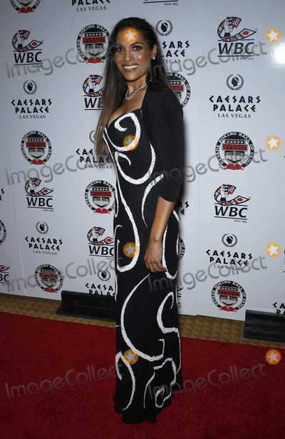 Rasheda Ali Photo - 08 August 2015 - Las Vegas Nevada - Rasheda Ali  2015 Nevada Boxing Hall of Fame induction ceremony red carpet at Caesars Palace  Photo Credit MJTAdMedia