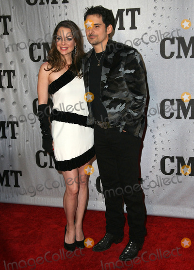 Kimberly Williams Photo - 29 November 2011 - Nashville Tennessee - Kimberly Williams-Paisley and Brad Paisley 2011 CMT Artists of the Year held at Bridgestone Arena Photo Credit Bev MoserAdMedia