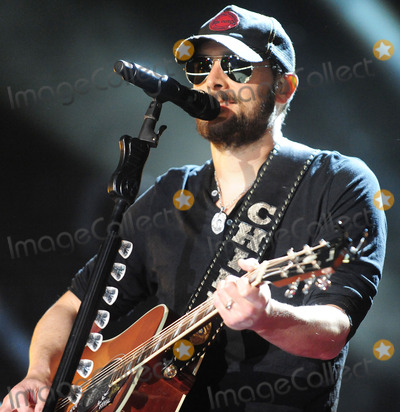 Eric Church Photo - 06 June 2013 - Nashville Tennessee - Eric Church 2013 CMA Music Festival Nightly Concert held at LP Field Photo Credit Mike StrasingerAdMedia