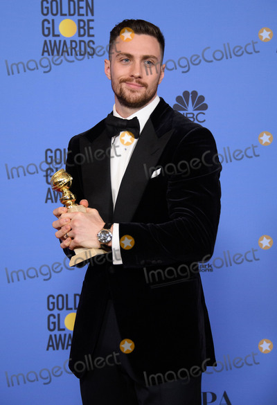 Aaron Taylor-Johnson Photo - Aaron Taylor-Johnson 74th Annual Golden Globes Awards held at the Beverly Hilton in Beverly Hills CA on Sunday January 8 2017 Photo Credit HFPAAdMedia