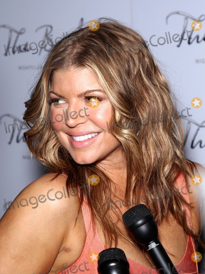 Fergie Photo - 25 March 2011 - Las Vegas, Nevada - Fergie.  Fergie celebrates her birthday at The Bank Nightclub inside the Bellagio Resort Hotel and Casino. Photo: MJT/AdMedia