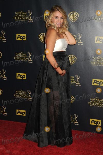 Daphne Oz Photo - 26 April 2015 - Burbank California - Daphne Oz The 42nd Annual Daytime Emmy Awards - Press Room held at Warner Bros Studios Photo Credit Byron PurvisAdMedia