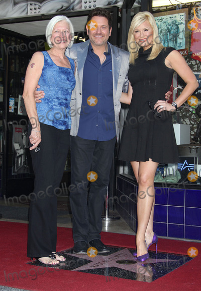 Allison DeMarcus Photo - 17 September 2012 - Hollywood California - Jay DeMarcus Allison DeMarcus mother Caron Rascal Flatts Honored with a star on the Hollywood Walk of Fame in the Category of recording held on Hollywood Boulevard Photo Credit Russ ElliotAdMedia