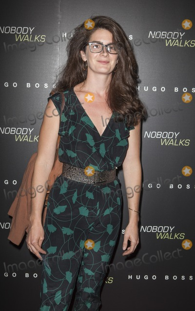 GABBY HOFFMAN Photo - 2 October 2012 - West Hollywood California - Gabby Hoffman Hugo Boss and The Peggy Siegal Company presents the Los Angeles premiere of Magnolia Pictures Nobody Walks held at the ArcLight Hollywood Photo Credit Emiley SchweichAdMedia