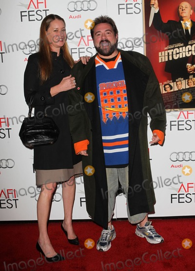 Jennifer Schwalbach Smith Photo - 1 November 2012 - Hollywood California - Kevin Smith Jennifer Schwalbach Smith 2012 AFI FEST - Opening Night Gala Premiere Hitchcock Held At The Graumans Chinese Theatre Photo Credit Kevan BrooksAdMedia