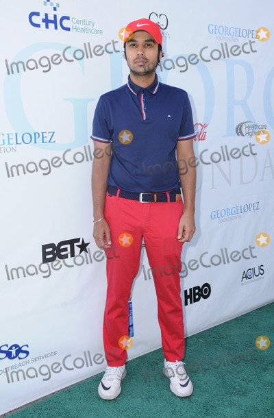 Kunal Nayyar Photo - 02 May 2016 - Burbank California - Kunal Nayyar Arrivals for the 9th Annual George Lopez Celebrity Golf Classic to benefit the George Lopez Foundation held at the Lakeside Golf Club Photo Credit Birdie ThompsonAdMedia