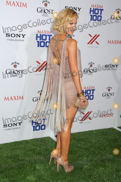 Anya Monzikova Photo - 15 May 2013 - Hollywood California - Anya Monzikova Maxim Hot 100 Party 2013 held at Vanguard Photo Credit Byron PurvisAdMedia