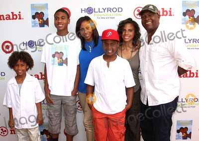 Holly Robinson Roman Peete Hollies Holly Robinson Peete