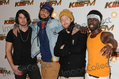 Gym Class Heroes Photo - 3 December 2011 - Los Angeles California - Travie McCoy Gym Class Heroes 1027 KIIS FMS Jingle Ball 2011 held at Nokia Theatre LA Live Photo Credit Byron PurvisAdMedia