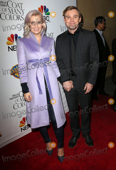 Andrea Bernard-Schroder Photo - 02 December 2015 - Hollywood California - Ricky Schroder Andrea Bernard Schroder Dolly Partons Coat of Many Colors Screening held at the  Egyptian Theatre Photo Credit SammiAdMedia