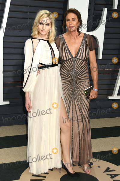 Andreja Pejic Photo - 26 February 2017 - Beverly Hills California - Andreja Pejic Caitlyn Jenner 2017 Vanity Fair Oscar Party held at the Wallis Annenberg Center Photo Credit Byron PurvisAdMedia