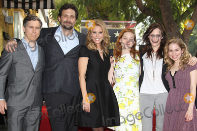 Allie Grant Photo - 29 January 2014 - Hollywood California - Chris Parnell Jeremy Sisto Cheryl Hines Jane Levy Carly Chaikin Allie Grant Cheryl Hines Honored with Star on The Hollywood Walk Of Fame Photo Credit FSadouAdMedia