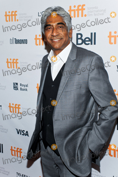 Ashok Amritraj Photo - 08 September 2014 - Toronto Canada - Ashok Amritraj 99 Homes Premiere during the 2014 Toronto International Film Festival held at Princess of Wales theatre Photo Credit Brent PerniacAdMedia
