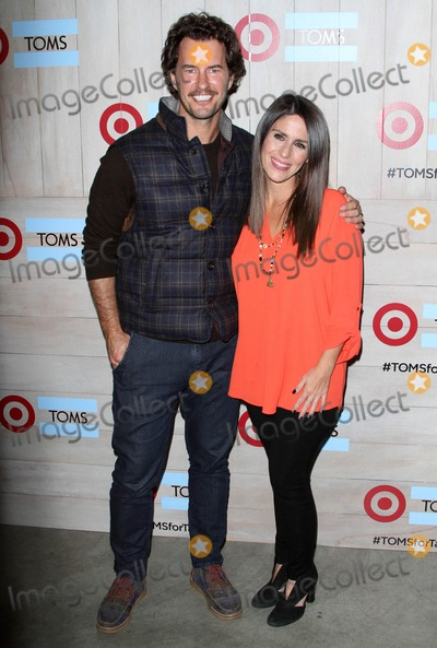 Blake Mycoskie Photo - 12 November 2014 - Los Angeles California - Founder and Chief Shoe Giver of TOMS Blake Mycoskie and Soleil Moon Frye TOMS for Target Launch Event held at the Book Bindery Photo Credit AdMedia