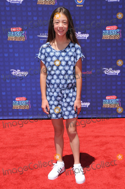 Aubrey Anderson-Emmons Photo - 29 April 2017 - Los Angeles California - Aubrey Anderson-Emmons 2017 Radio Disney Music Awards held at Microsoft Theater in Los Angeles Photo Credit Birdie ThompsonAdMedia