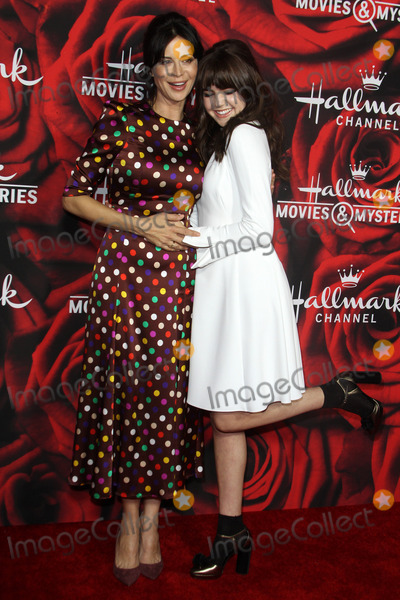 Bailee Madison Photo - 14 January 2017 - Los Angeles California - Catherine Bell and Bailee Madison Hallmark Winter TCA Event held at The Tournament House Photo Credit AdMedia