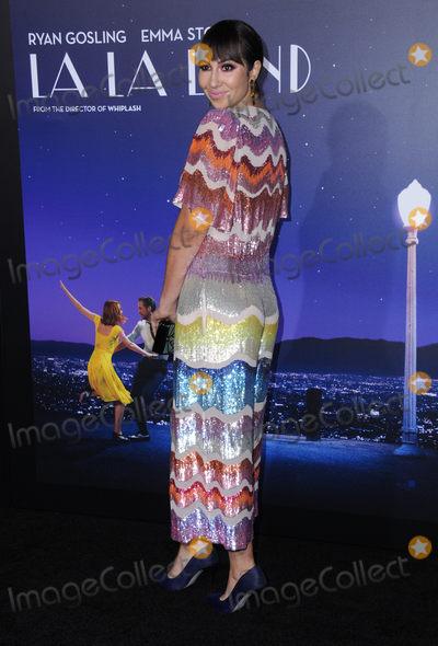 Jackie Cruz Photo - 06 December 2016 - Westwood California Jackie Cruz   Premiere of Liongates La La Land  held at Mann Village Theater Photo Credit Birdie ThompsonAdMedia